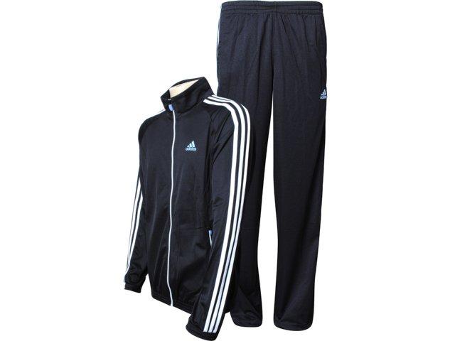 Abrigo Masculino Adidas O02849 Preto