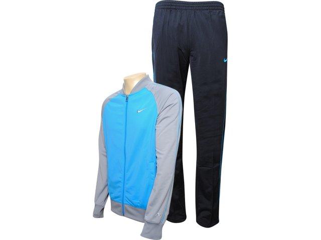 Abrigo Masculino Nike 425945-422 Azul/preto