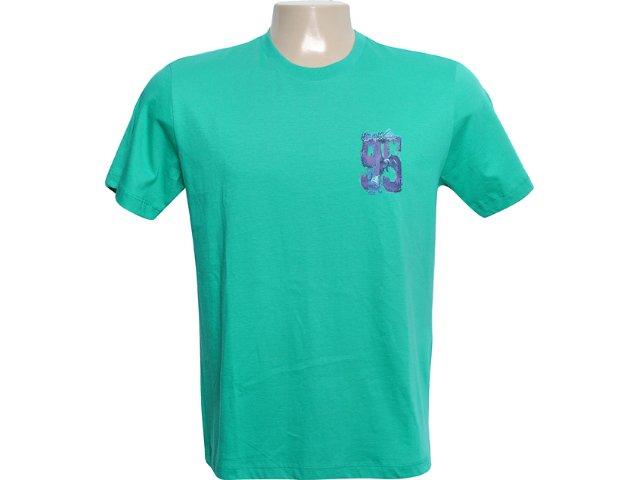 Camiseta Masculina Cavalera Clothing 01.01.5732 Verde