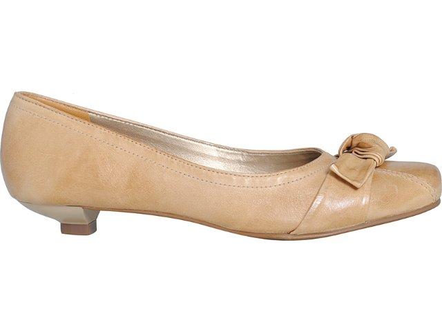 Sapato Feminino Via Marte 08-13705 Natural