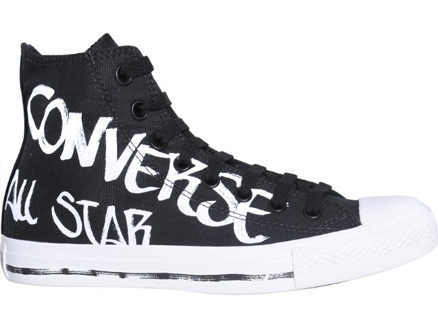 Tênis Masculino All Star 3511001 Preto