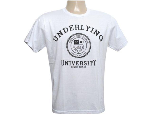 Camiseta Feminina Mineral 92360 Branco