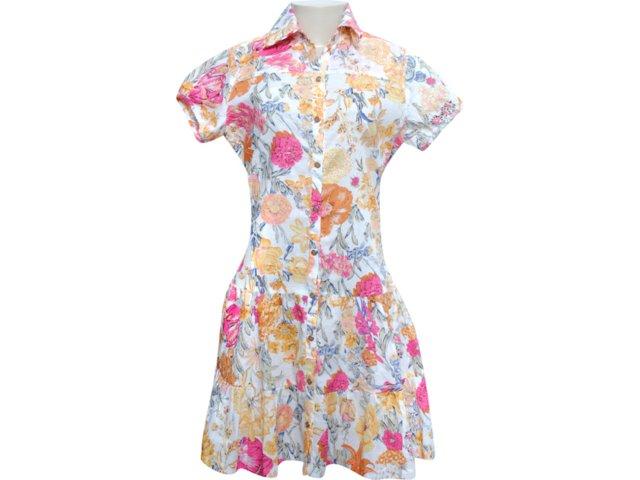 Vestido Feminino Moikana 4050 Floral