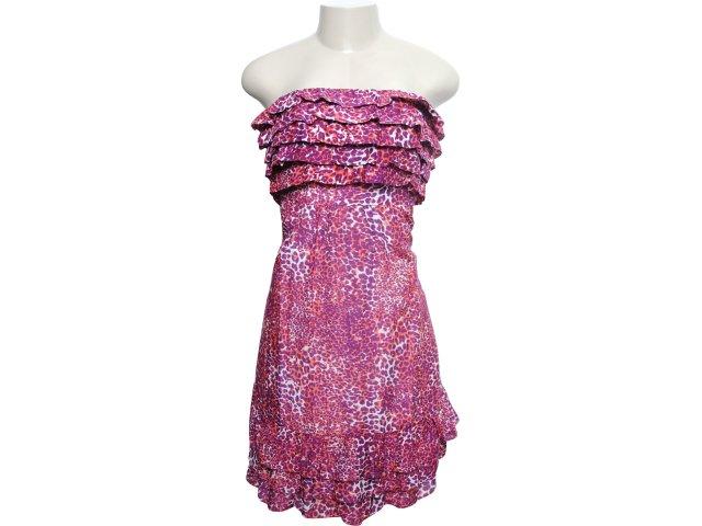 Vestido Feminino Checklist 65.04.0029 Estampada