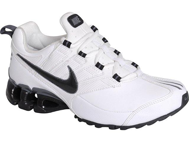 Tênis Masculino Nike Impax 371343-105 Branco/preto