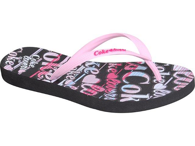 08caa9883 Opnião sobre Chinelo Feminino Coca-cola Shoes...kinei.com.br