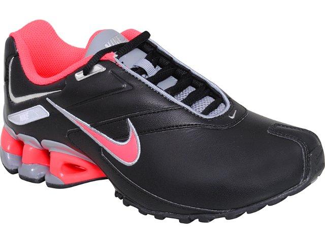 Tênis Feminino Nike Impax Emirro 386844-009 Preto/pink
