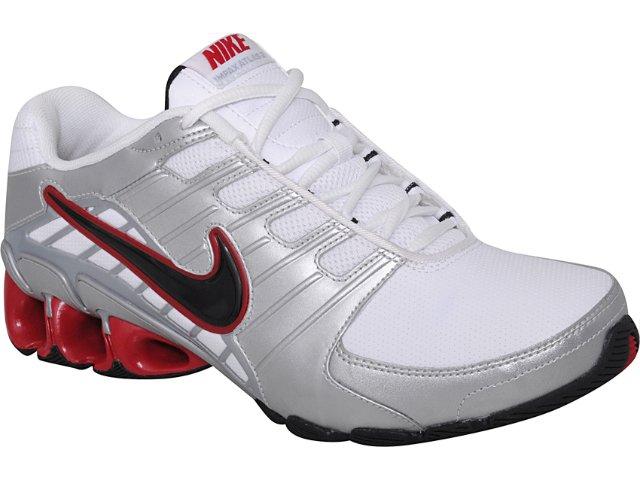 Tênis Masculino Nike Impax Atlas 428972-016 Pta/bco/verm