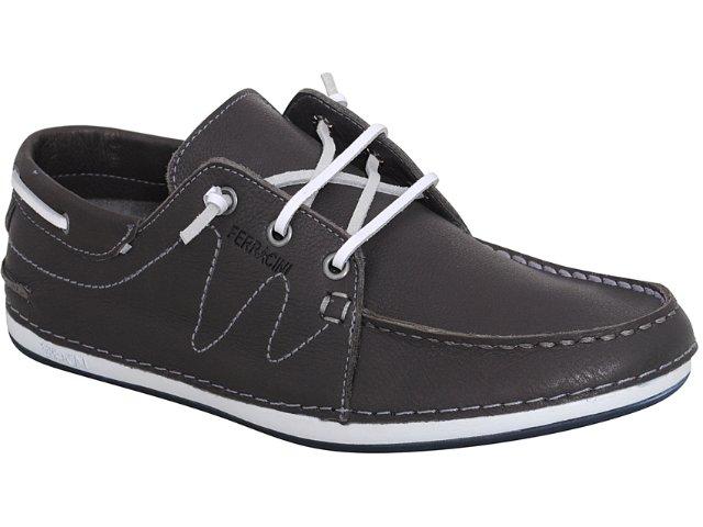 Sapato Masculino Ferracini 1729 Grafite