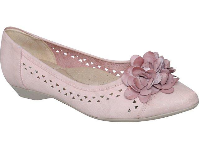 Sapato Feminino Piccadilly 254.036 Rosa