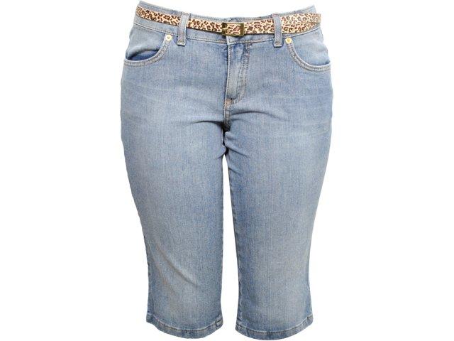 Bermuda Feminina Index 02.01.1304 Jeans