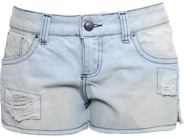 Short Feminino Coca-cola Clothing Coca-cola 63200147 Jeans