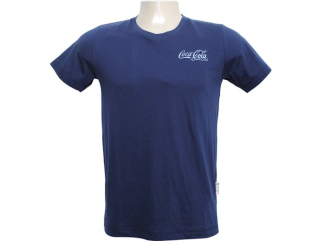 Camiseta Masculina Coca-cola Shoes 353202497 Marinho