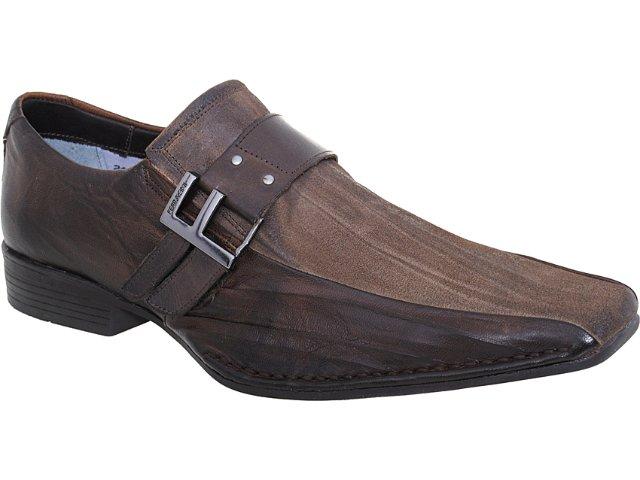 Sapato Masculino Ferracini 4772 Café