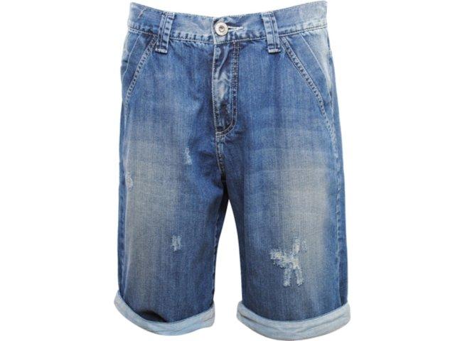 Bermuda Masculina Dopping 013120502 Jeans
