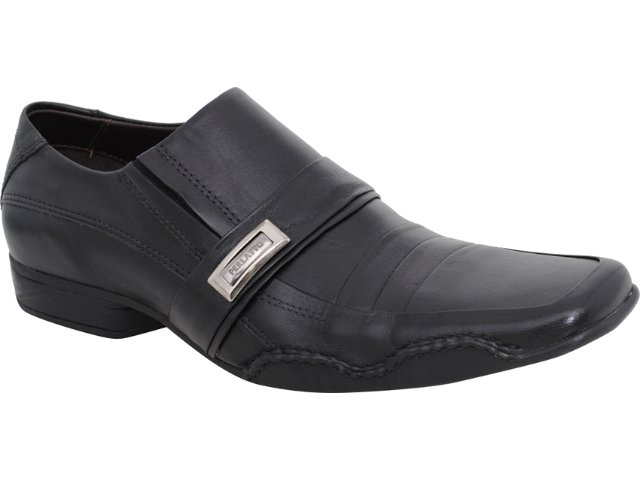 Sapato Masculino Perlatto 7017 Preto