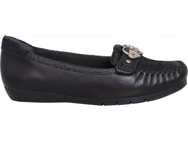 Sapato Feminino Comfortflex 93204 Preto