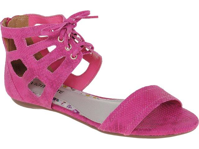 Sandália Feminina Via Marte 11-14506 Pink