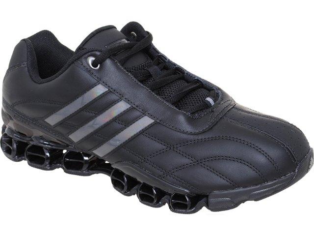Tênis Masculino Adidas Kundo Bounce G50288 Preto