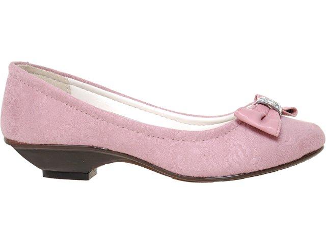 Sapato Feminino Moleca 5079418 Rosa