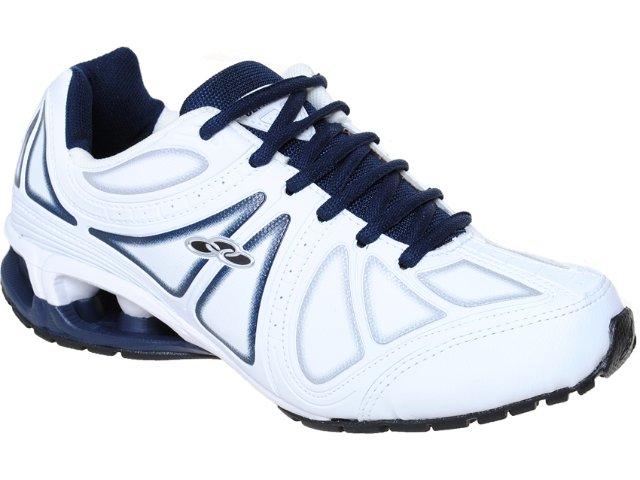 Tênis Masculino Olympikus Power 755 Branco/marinho