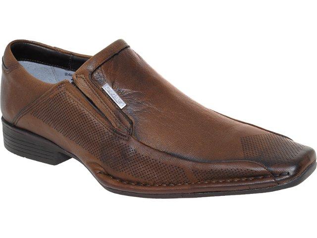 Sapato Masculino Ferracini 4771 Castanho