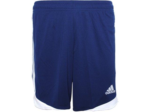 Calçao Masculino Adidas O07507 Marinho/branco