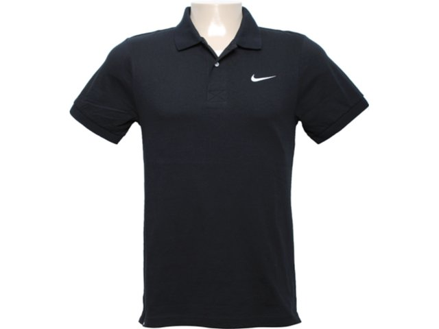 Camisa Masculina Nike 413513-010 Preto