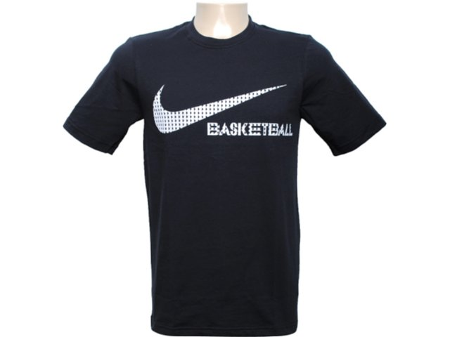 Camiseta Masculina Nike 439542-010 Preto