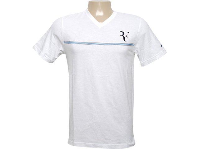 Camiseta Masculina Nike 424951-101 Branco