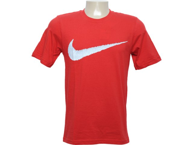 Camiseta Masculina Nike 382697-613 Vermelho