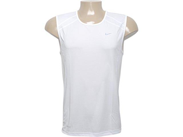 Regata Masculina Nike 458966-100 Branco