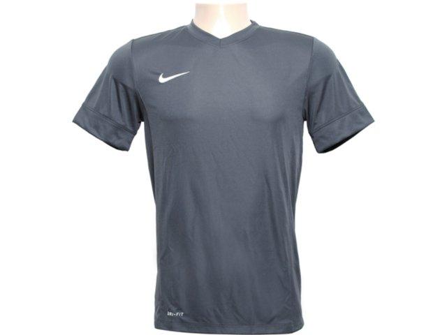 Camisa Masculina Nike 419158-060 Chumbo