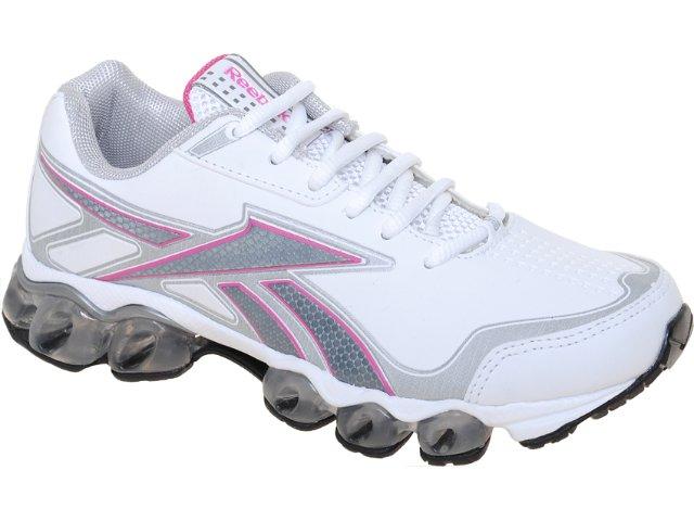 Tênis Feminino Reebok Agile Branco/prata