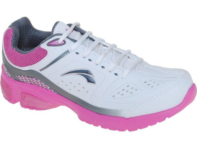 Tênis Feminino Kolosh 7754 Branco/pink