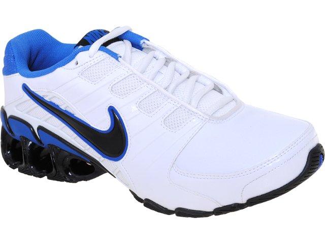 Tênis Masculino Nike Impax Atlas 428972-104 Branco/azul