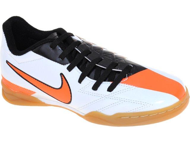 Tênis Masculino Nike jr Exacto 474133-100 Bco/pto/laranja