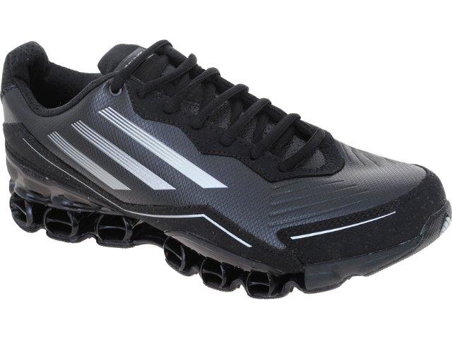 Tênis Masculino Adidas az Bounce G40693  Preto/prata