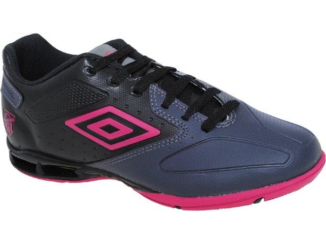 Tênis Unisex Umbro Falcao 10126 Pto/pink/grafite