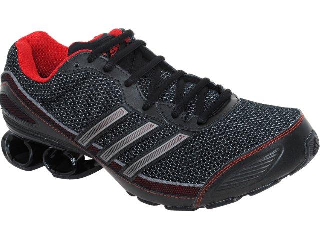 Tênis Masculino Adidas Cosmos G41731 Preto/vermelho