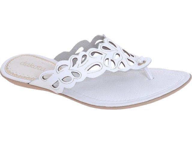 Tamanco Feminino Dakota 6851 Branco