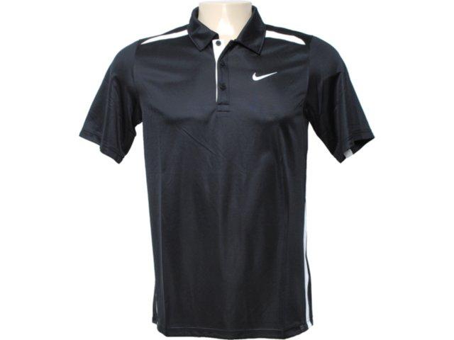 Camisa Masculina Nike 404694-010 Preto