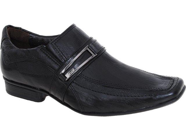 Sapato Masculino Pegada 20160-1 Preto