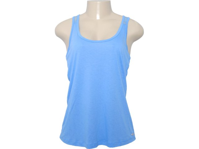 Regata Feminina M.officer 1360136 Azul