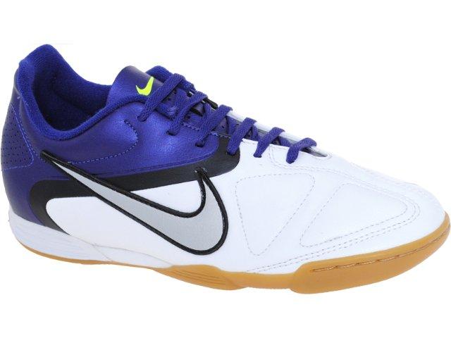 Tênis Masculino Nike Enganche 429554-105 Branco/roxo