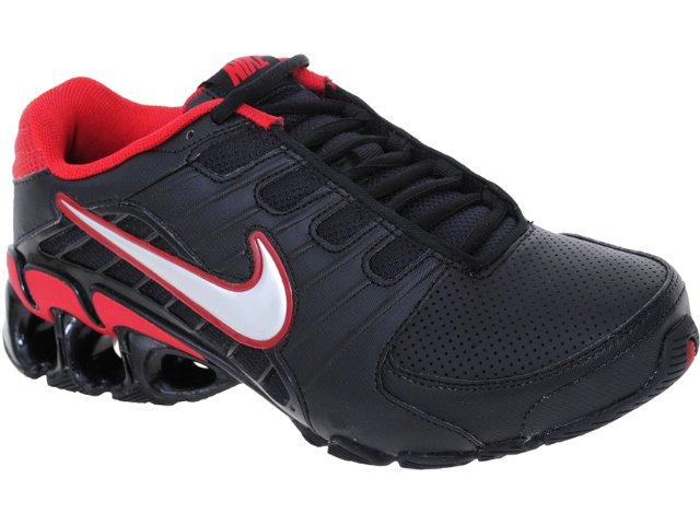 Tênis Masculino Nike Impax Atlas 428972-006 Preto/vermelho