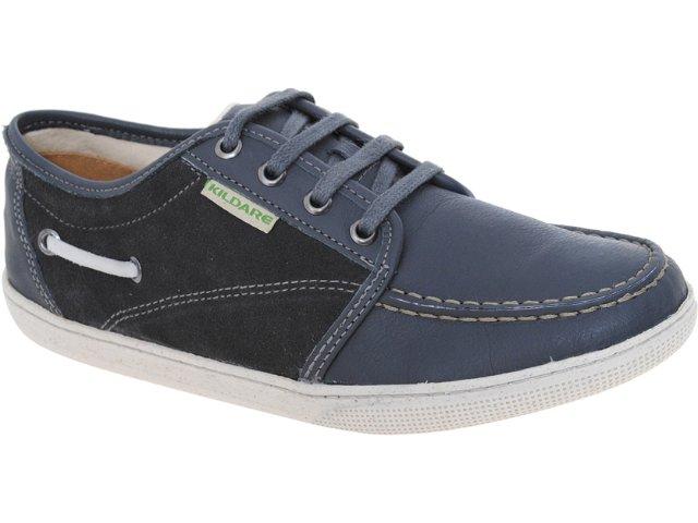 Sapato Masculino Kildare ba 375 Grafite