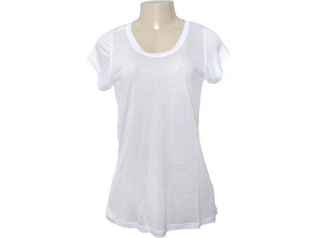 Camiseta Feminina Lupo 76120 Branco