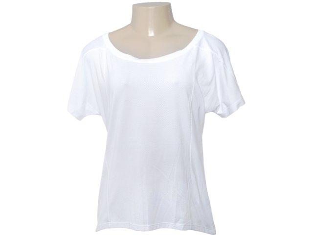 Camiseta Feminina Lupo 76150 Branco