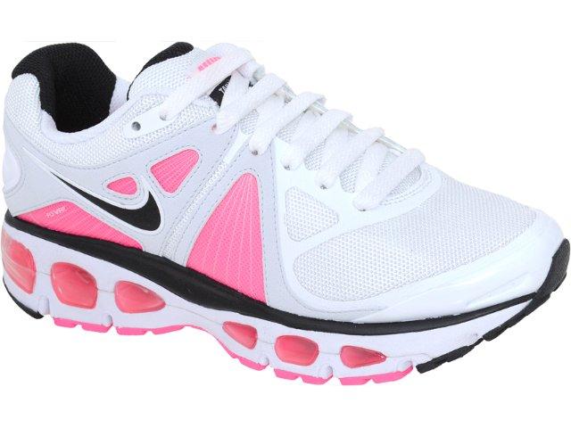 Tênis Feminino Nike Air Max 453975-106 Branco/pink